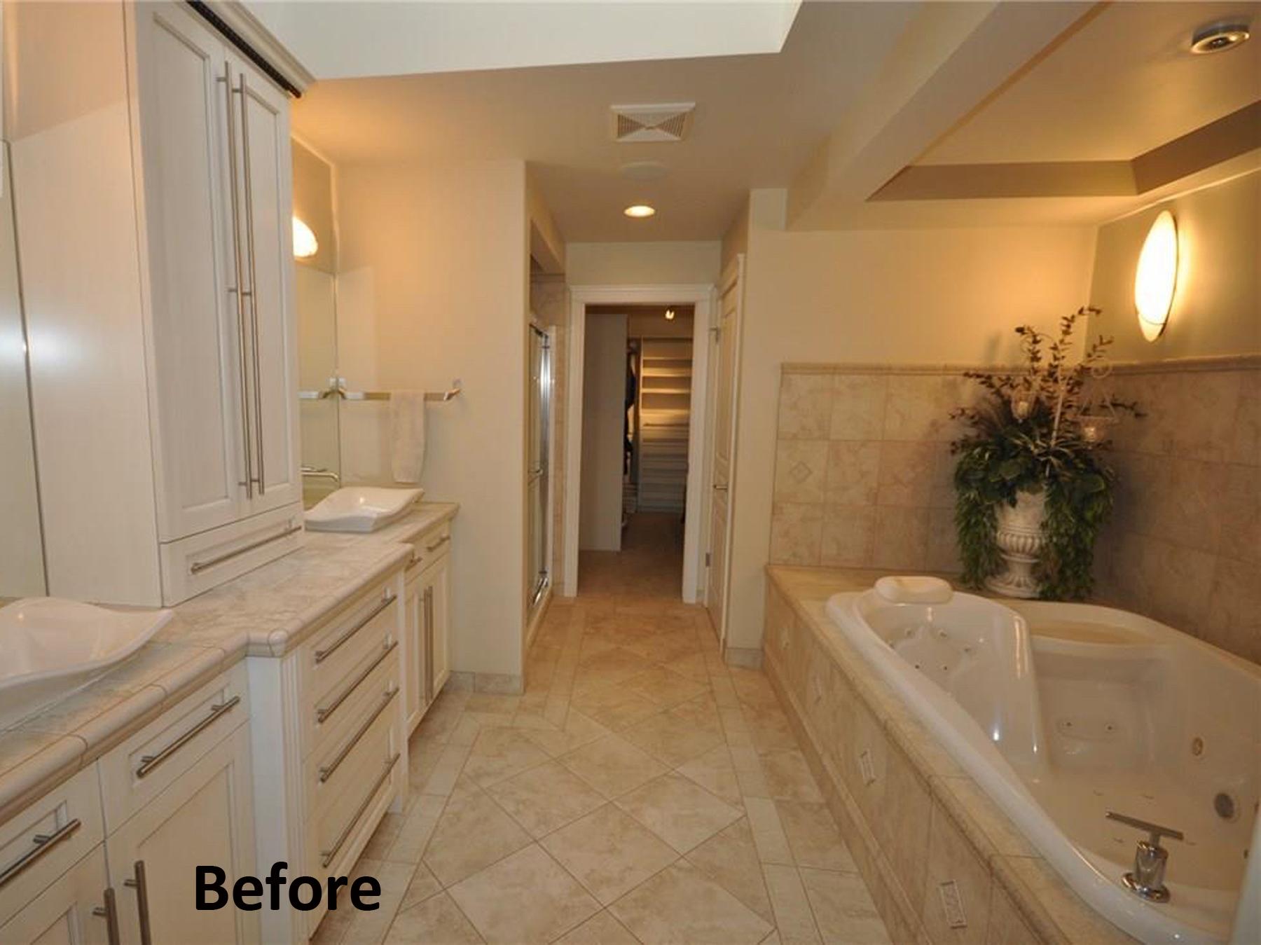 Master Bedroom & Ensuite Renovation