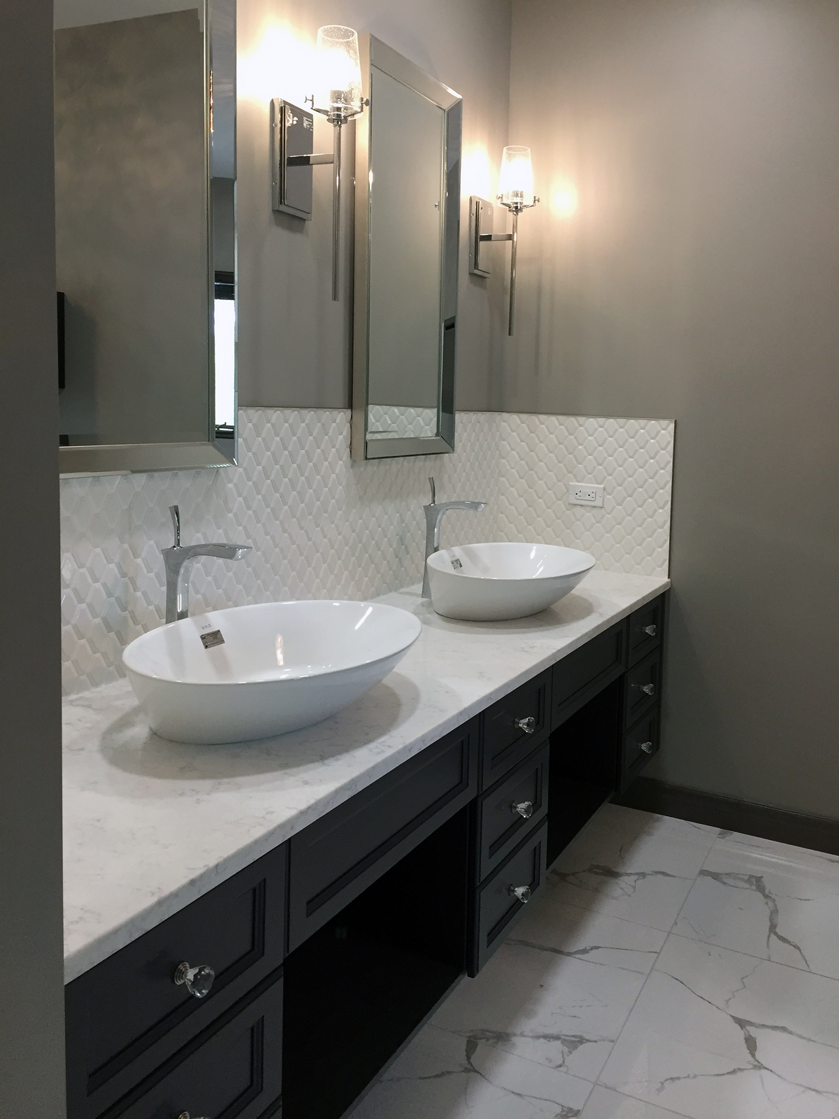 Ensuite and Walk-in Closet Renovation